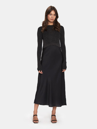 AllSaints Kowlo Shine Dress