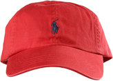 Ralph Lauren Cap in Chilli Pepper A81XZ8IG XY81GX W854