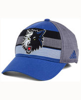 adidas Minnesota Timberwolves Tri-Color Flex Cap