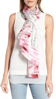 Ted Baker Women's Window Box Silk Scarf