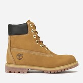 Thumbnail for your product : Timberland Women's 6 Inch Nubuck Premium Boots - Wheat