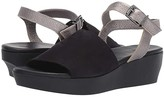 Arche Sococo (Noir/Ottone) Women's Sandals