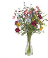 Asstd National Brand Nearly Natural Veranda Garden Silk Flower Arrangement