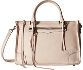 Rebecca Minkoff Regan Satchel Tote Tote Handbags