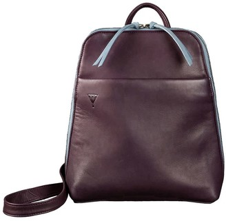 Taylor Yates Bessie Backpack In Plum