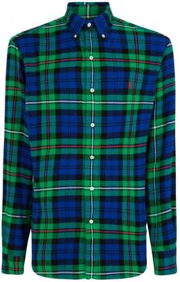 Polo Ralph Lauren Check Cotton Shirt