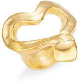 Uno de 50 Corazon Clavado Cocktail Ring