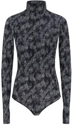Wolford Speckles String Bodysuit