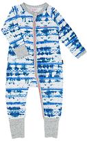 Bonds Baby Zip Wondersuit Sandy Sleepsuit, Blue/Multi