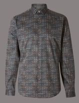 Marks and Spencer Slim Fit Luxury Shirt