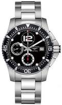 Longines Watches Sport Collection Hydroconquest Chronograph Automatic Water Resistant 1000 Feet Men's Watch