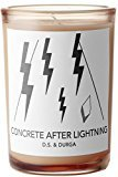 D.S. & Durga Concrete After Lightening Candle - 7 oz