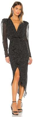 Ronny Kobo Astrid Crystal Dress