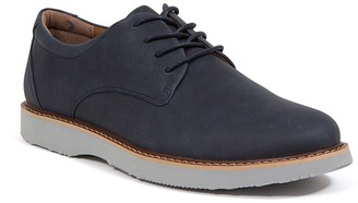 Deer Stags Walkmaster Leather Plain Toe Derby - Wide Width Available