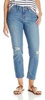 Calvin Klein Jeans Women's Destroyed Boyfriend