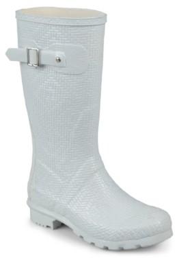 Journee Collection Drizl Rain Boot