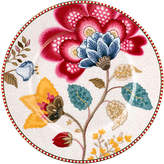 Pip Studio Fantasy 17cm Dessert Plate, White