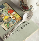 The Cutlery Commission Personalised New Baby Tea Spoon