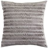 Pier 1 Imports Gilded Ombre Damask Euro Pillow Sham