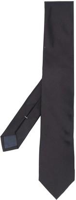 Ermenegildo Zegna Unadorned Pointed Tie