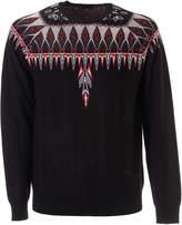 Marcelo Burlon Patterned Sweater