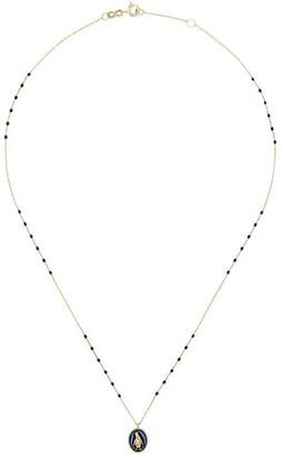 Gigi Clozeau 18kt Yellow Gold Penguin Pendant Necklace