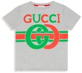 Gucci Little Boy's & Boy's Short-Sleeve T-Shirt