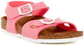 Birkenstock Rio Galaxy Pink Sandal (Little Kid)