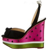 Charlotte Olympia 2015 Nice Melons Wedges