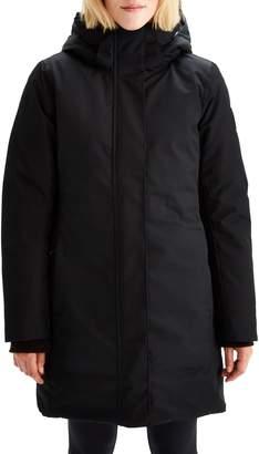 Lole Marybeth Jacket with Faux Fur Hood