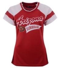 G Iii Sports G-iii Sports Women's Arizona Diamondbacks Biggest Fan T-Shirt