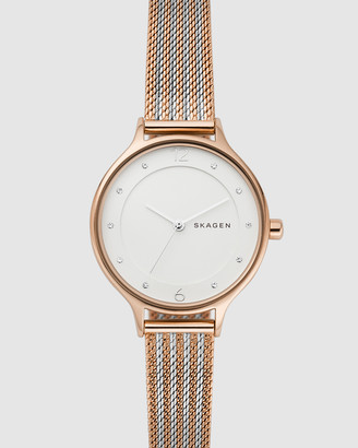 Skagen Anita Multicolor Analogue Watch
