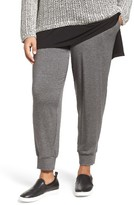 Eileen Fisher Plus Size Women's Slouchy Stretch Tencel Terry Pants