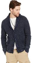 Denim & Supply Ralph Lauren Boyfriend Cardigan, Blue