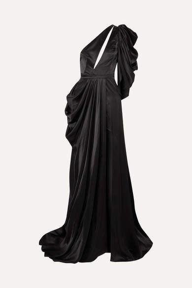 4787cada4c One Sleeve Evening Dress - ShopStyle UK