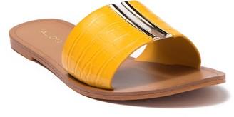Aldo Crowland Slide Sandal
