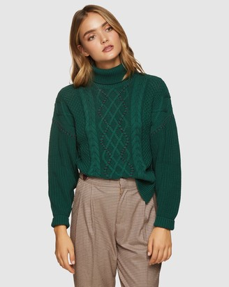 Oxford Zoe Cable Knit