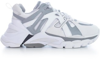 Ash Sneakers Nubuck And Nappa