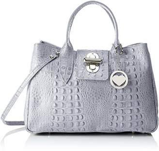 CHICCA Borse Cbc7718tar, Women's Top-Handle Bag,15x25x35 cm (W x H L)