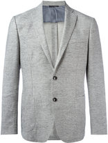 Tonello pocket blazer - men - Linen/Flax/Cupro/Virgin Wool - 48