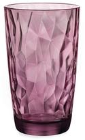 Bormioli Diamond Cooler Glass - Set of 6