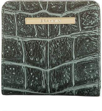 Brahmin Obsidian Veil Jane Wallet