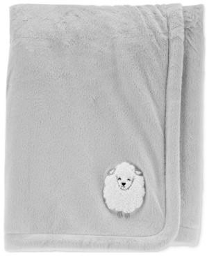 Carter's Baby Plush Sheep Blanket
