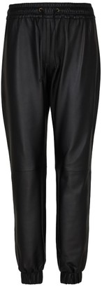 Elle.Sd Leather Joggers