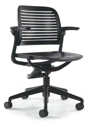 Steelcase Cachet Desk Chair Casters: Carpet Casters