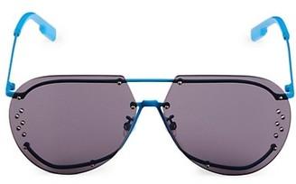 Kenzo 63MM Aviator Sunglasses