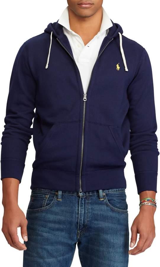 Polo Ralph Lauren Full-Zip Fleece Hoodie