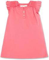 Marie Chantal Baby GirlSmocked Jersey Dress