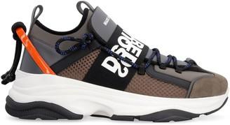 DSQUARED2 D-bumpy Neoprene Low-top Sneakers