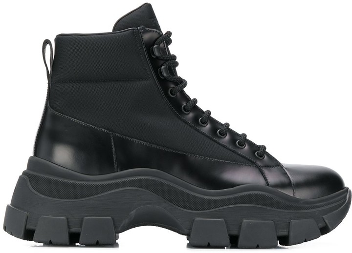 895dd692a45 chunky sole boots